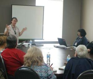 Teaching for InScribe Christian Writers' Fellowship 2
