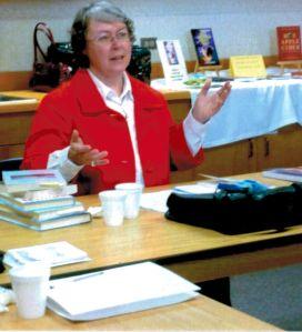 Teaching Writing, Barrhead 2010