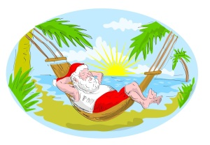 santa-claus-in-hammock-relaxing-in-tropical-beach_G1f4uuLO